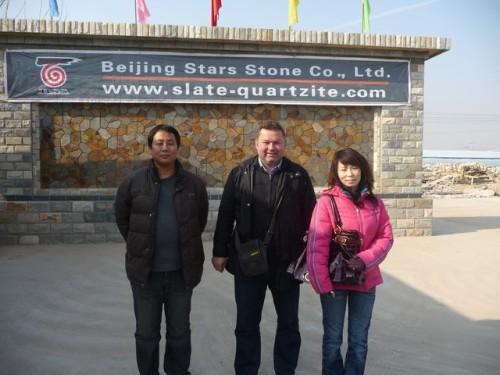 Dodavatelé z Pekingu
