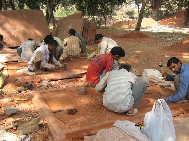 Indičtí kameníci