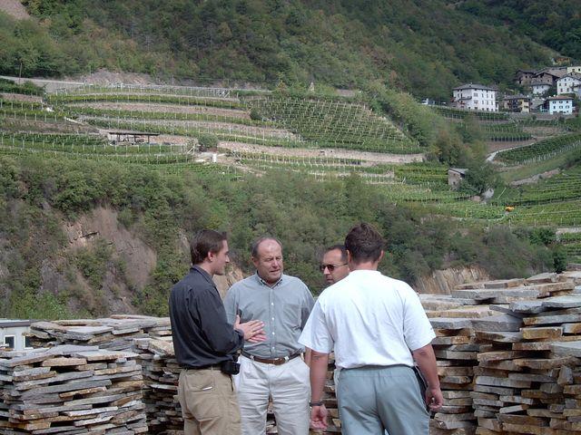 Jednání Trentino Itálie
