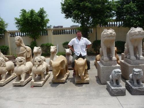 Kamenná zvířata