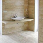 kamenné obklady a kamenná dlažba v koupelně vybrané realizace