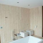 kamenné obklady do koupelny na míru, kamenná dlažba