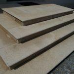 kamenné schody materiály