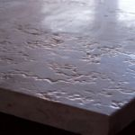 Kamenné pracovní desky povrchová úprava