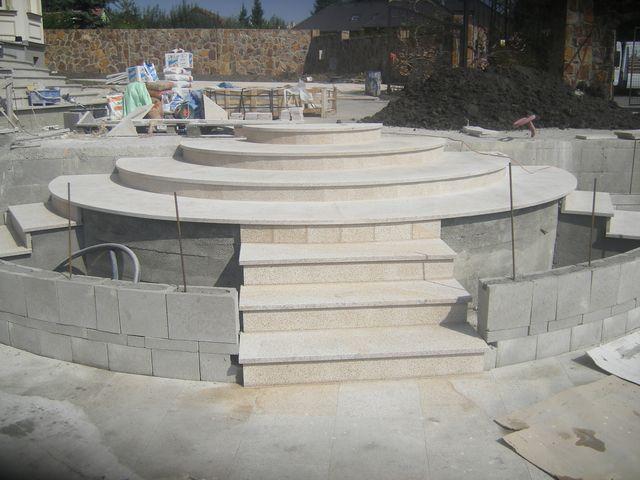 Kulaté schody