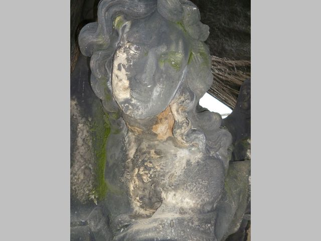 Restaurování soch Praha