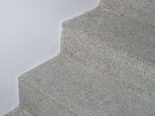 Renovace schody detail