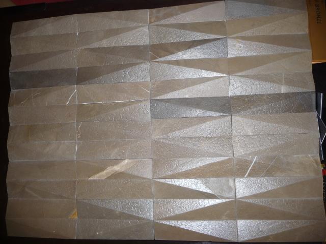 3 D obkladové panely